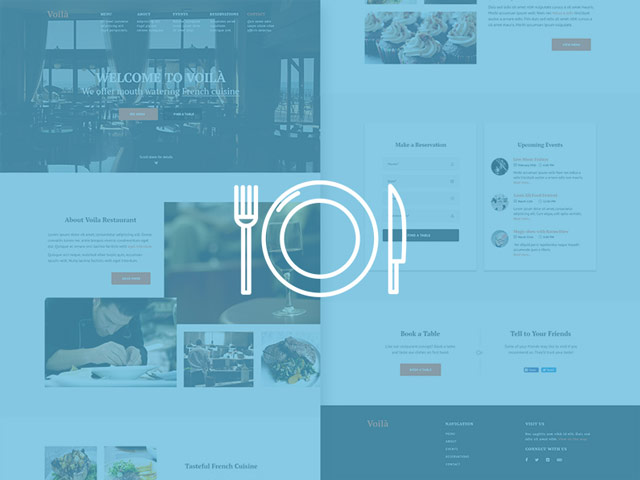 3-Voila-restaurant-web-template-featured-image